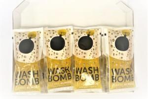 Washbombs help to kill coronavirus from your decking