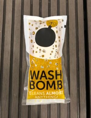 wash bomb