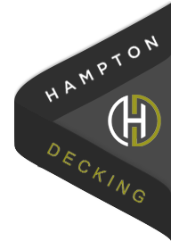 Mayfield Hampton Decking Residential Website Ribbon Logo