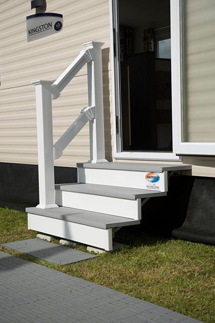 upvc steps
