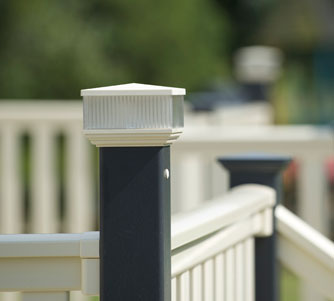 decking post lights