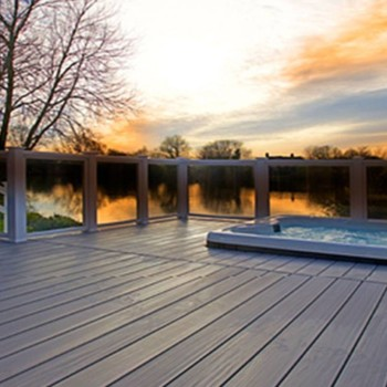 Hot Tubs for Park Homes and Static Caravans