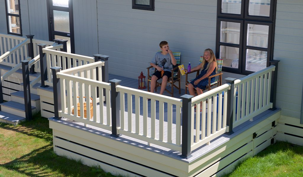 mayfield decking space