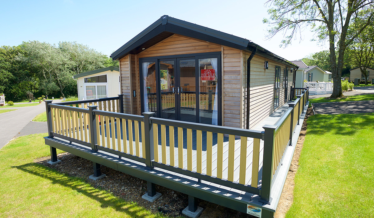 Mayfield Group Decking Brown