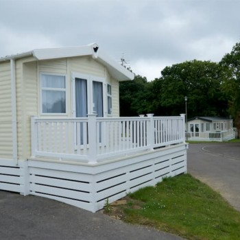 Focus Decking for Static Caravans and Holiday Homes