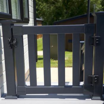 upvc gates for decking