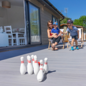Bowling on Decking (323)