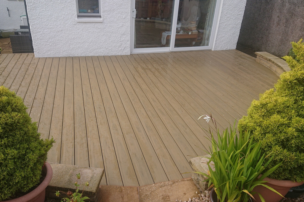Decking for your Garden
