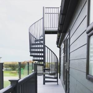 Bespoke Spiral Staircase by Spiral UK