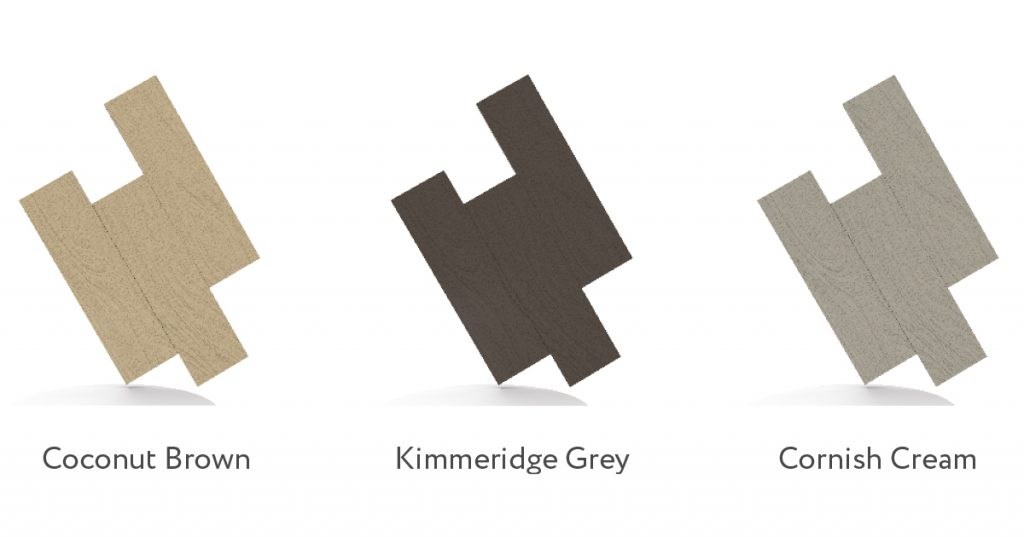 Residential Decking Colours