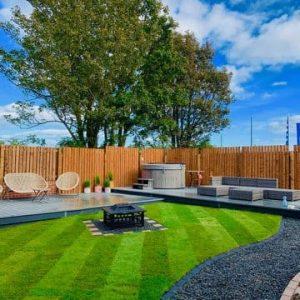 Residential Decking - Modern Garden Decking Design
