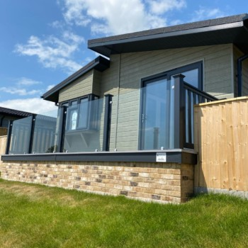 clearview decking balustrades by the mayfield group