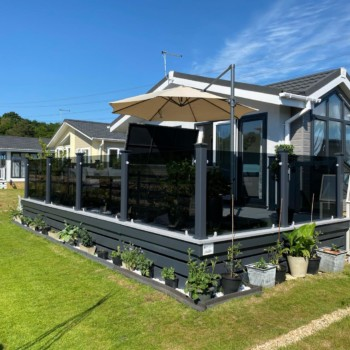 decking balustrades by the mayfield group