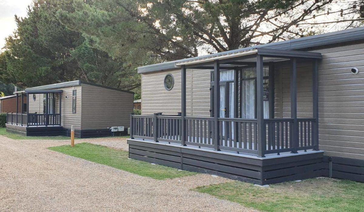 Canopies for Holiday Homes by The Mayfield Group