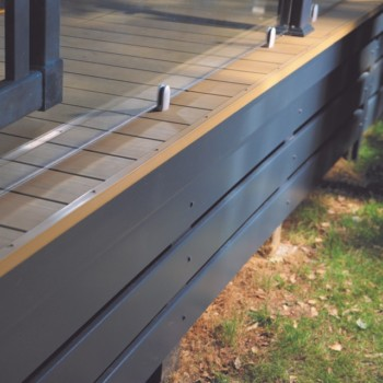 decking skirting by mayfield uk