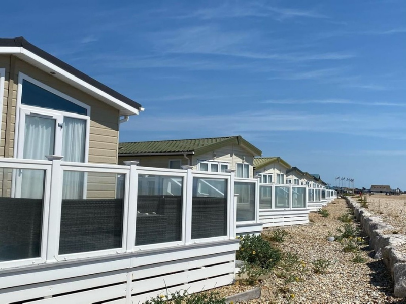 Our ClearView Balustrades are the ideal Framed Glass Balustrades for Decking