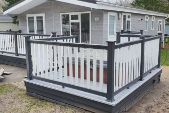 The Mayfield Group Sustainable Deck
